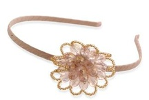 Hair accessories and products / Window shopping for hair products and accessories, for every day and wedding days
