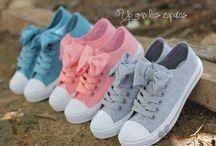 zapatos! Y bolsos!