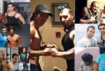 Bollywood Fitness / Al about Bollywood fitness, Bollywood diet, Bollywood trainers
