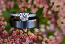 F&B | Rings / Bride and Groom Rings to Inspire you.