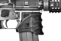 MWG FAB MAG-WELL GRIP & FUNNEL FOR AR15/ M16 /M4-black