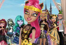 Monster High Love