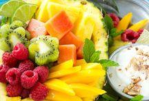 Fruit art decoration