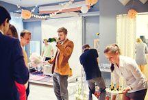 Events in Folga / Мероприятия, которые происходят в нашей студии