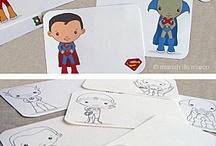 Super Heros • Party