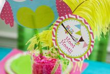 ideas baby shower buhos