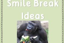 Teaching: Smile Breaks / by Alana Tindall