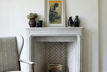 Mantles / fireplaces