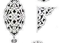 Gelenekli Sanatlar: Tezhib (Rumi) (Halkâr)