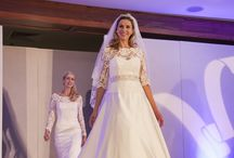 Luxury Wedding Show Catwalk / The Luxury Wedding Show does something special and unique: it provides a forum for people who share a passion for style and luxury. http://luxuryweddingshow.co.uk/