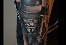 Tatuajes impresionantes