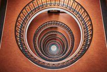 escaliers étonnants !