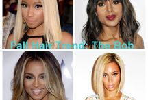 Fall Hair Trends & Inspiration / We're bringing some of the hottest hair trends this fall!!