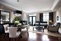 Dining/ livingroom