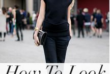 12 style tricks for dressing yourself slimmer