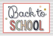 Back to School {Kinder Tribe}