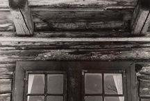 Through the window / Cez okno