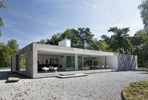 Minimalist evler