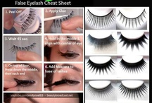 #KissLASHES board / Lashes, lashed and more lashes! / by Stacey