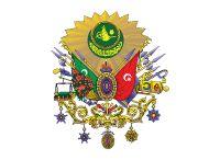 Ottoman flag vector