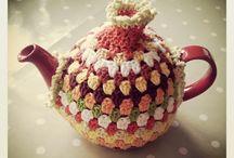 Crochet Tea Party