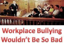 Workplace Bullying Law / Presently, there is no law in any U.S. state specifically against workplace bullying.  Lawyers must use existing laws such as discrimination if there is any evidence of that. Therefore, there are no lawyers that specialize in workplace bullying.  There are a few laws against cruelty toward workers in general, but basically at work, nearly anything goes.