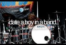 Band-bucketlist