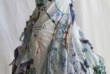 Crazy textil