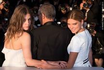 Palme d'Or 2013 / CHARME, ELEGANCE et GLAMOUR pour le duo d'actrices, Léa Seydoux et Adèle Exarchopoulos mises en beauté par FRANCK PROVOST, qui a reçu hier soir la PALME D'OR de cette 66ème édition du Festival de Cannes aux côtés du réalisateur Abdellatif Kechiche pour le film LA VIE D'ADELE !  Une ovation méritée pour ce film traitant avec délicatesse de la passion amoureuse entre deux femmes comme rarement  au Cinéma…