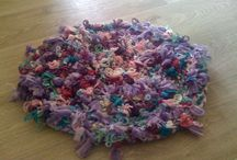 Rugs / rag rugs