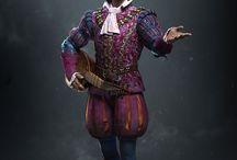 Jaskier Dandelion The Witcher