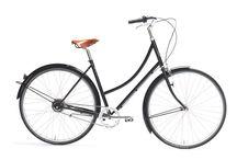 cyklar och annat behövligt