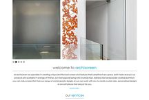 Archi Screen - Responsive Website Design / Archi screens -  An architectural screens design company from Adelaide, SA