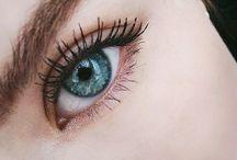 ojos :O