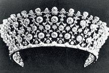 Диадемы (Tiara, Queens Crown)