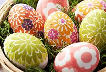 Kid-Friendly Easter Inspiration / The Easter bunny shouldn't have all the holiday fun! Learn how to dye the coolest Easter eggs ever, host a kid-friendly Easter brunch, and more.
