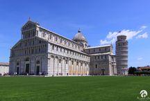 Snapshots of Pisa