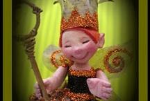 Wonderland-Fairys-Mermaids / by Jackie Hall