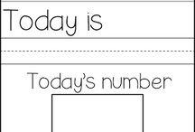 Calendar time / by Carrie H