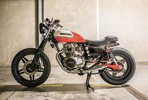 Honda cb 400/ 450/ 250