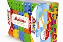 Klocki Marioinex / Klocki Marioinex - Klocki konstrukcyjne dla dzieci