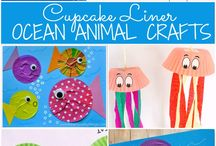 Sea creatures craft