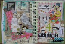 Smashbook pages / by Linda Horton