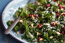 salads / by Cindy Boock