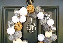 Holiday Decor / by Tracy Santa Cruz