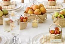 Seasons: Fall, Halloween, and Thanksgiving