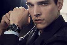 Emporio Armani / Infused with understated sense of confidence, offering up classic watch styles imbued with heritage and enduring design.  The elegant simplicity of Emporio Armani watches makes them favorites for discerning watch lovers across a range of ages and lifestyles