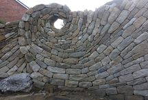 trabalhos com pedras