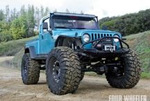 Jeeps / by Jacob Cossairt