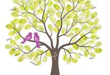 arbre à empruntes
